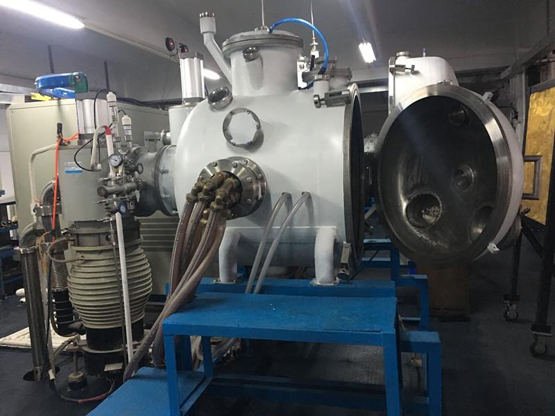 Cold Crucible Induction Levitation Melting Furnace(20kg capacity)