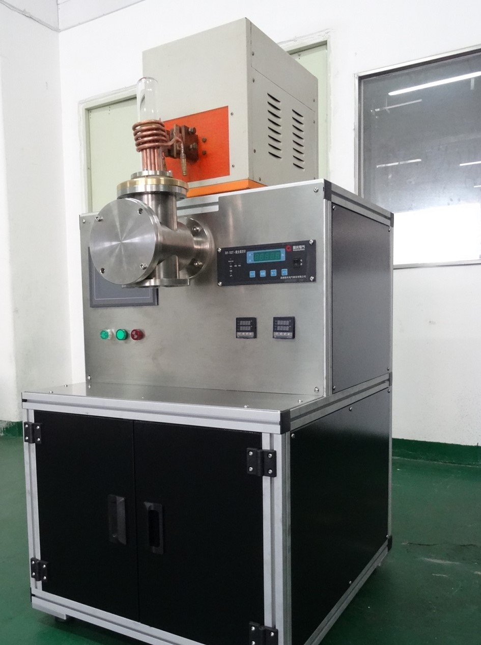 Lab Vacuum Levitation Melting Furnace 50g