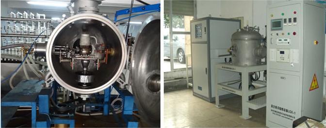 Titanium Precision Casting Levitation Melting Equipment