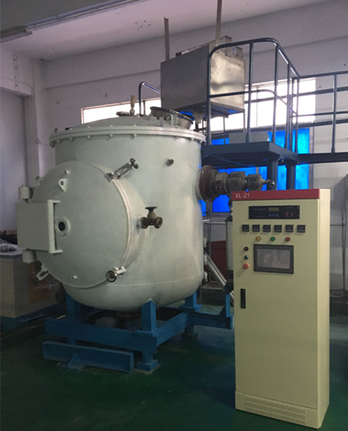 Cold Crucible Induction Levitation Melting Furnace(50kg capacity)